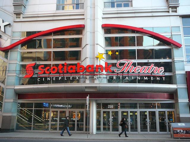 Scotiabank Theatre