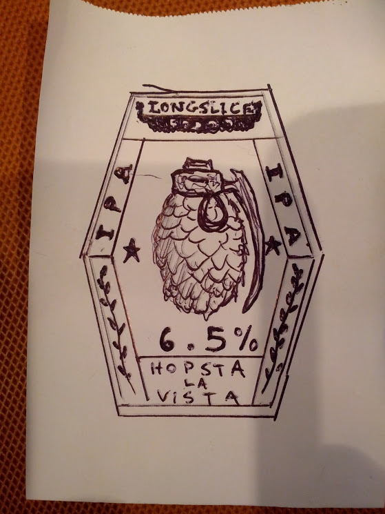 Hopsta Logo Idea