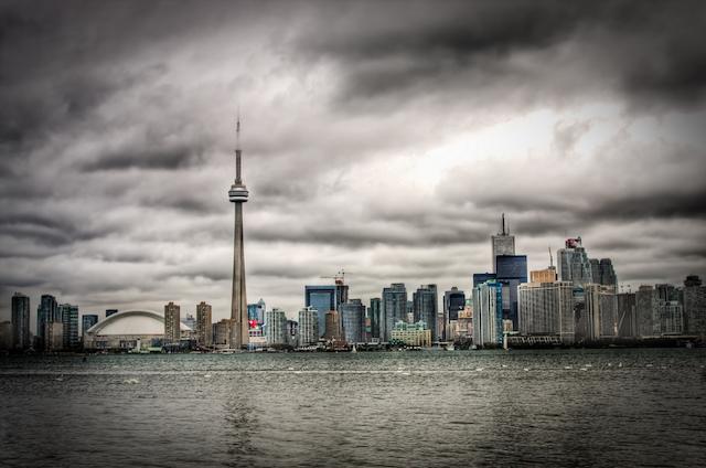 "A \""Glorious\"" Toronto Summer Day - Benson Kua"